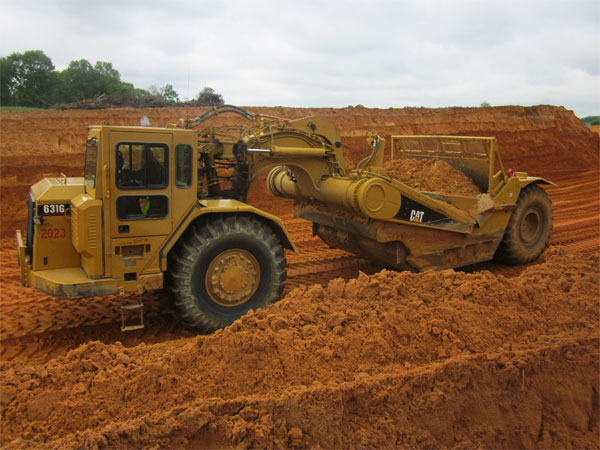 Hoffman Construction Mining Services